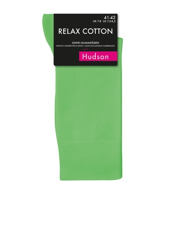 Hudson Relax Cotton Socks free of elastic threads men