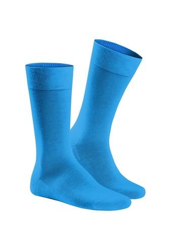 Hudson Relax Cotton Socks Blue-Lagoon