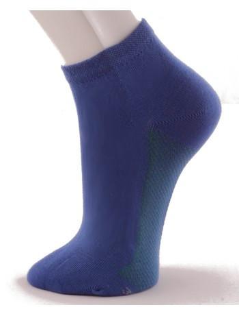 Hudson Relax Dry Cotton Men's Sneaker Socks leafy