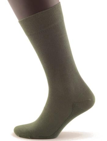 Hudson Relax Dry Cotton  Socks for Men army-green
