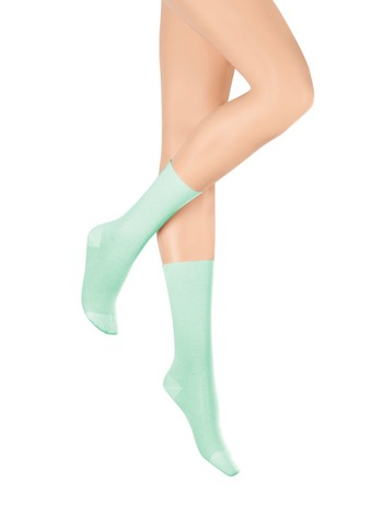 Hudson Relax Fine Socks Carribean Bleu