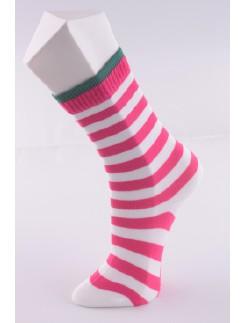 Hudson Smart Stripes  Women's Socks