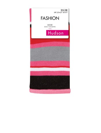 Hudson Fancy Ringlets Socks