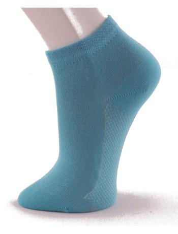 Hudson Relax Cotton Dry Women's Sneaker Socks atlantic