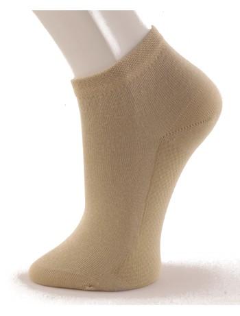 Hudson Relax Cotton Dry Women's Sneaker Socks sisal