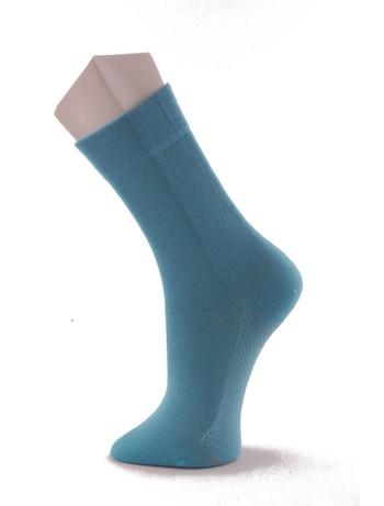 Hudson Relax Cotton Dry socks atlantic