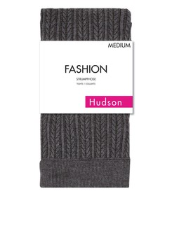 Hudson Woman Embraced Plaid Knit Tights