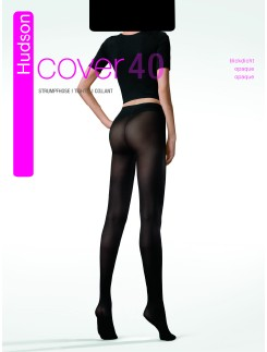 Hudson Cover 40 Opaque Tights