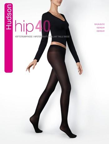 Hudson Hip 40 Hipster Tights black