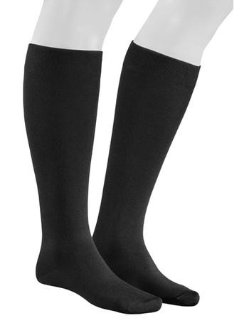 Hudson Relax WoolMix Clima Men's Knee High Socks black