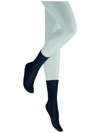 Hudson Relax WoolMix Clima Socks navy