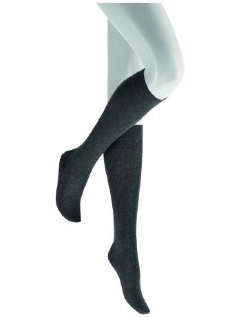 Hudson Only Knee High Socks grey tinged