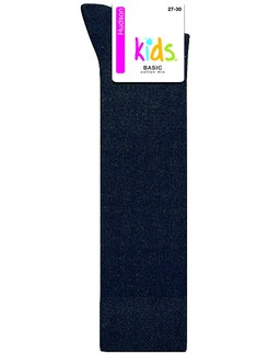 Hudson Kids Basic Knee High Socks