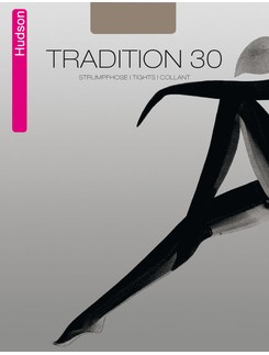 Hudson Tradition 30 Classic Pantyhose