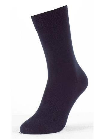 Hudson Relax Cotton Men Socks navy