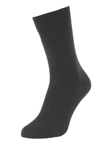 Hudson Relax Cotton Men Socks silver