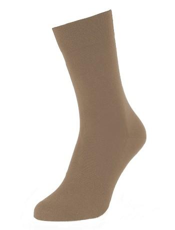 Hudson Relax Cotton Men Socks beigemel.