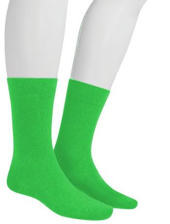 Hudson Only Men's Socks clear green