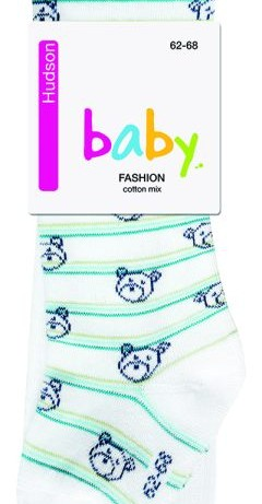 Hudson Little Bear Baby Tights