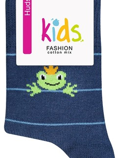 Hudson King Frog Socks for Children