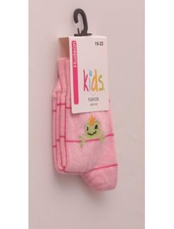 Hudson King Frog Socks for Children