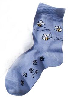 Hudson Happy Bees Children's Socks