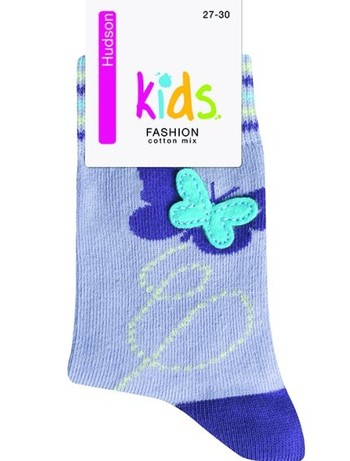 Hudson Butterfly Children's Socks lago