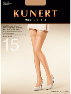 Kunert Moonlight 15 Stay-Ups