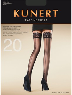 Kunert Raffinesse Back Seamed Stockings