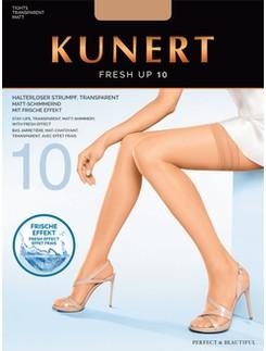 Kunert Fresh Up 10 ultra-sheer Stay-Ups