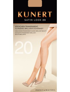 Kunert Satin Look 20 sheer Socks