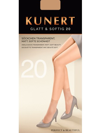 Kunert Glatt & Softig 20 Socks