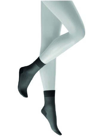 Kunert Cotton Sole Socks black