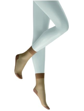 Kunert Cotton Sole Socks cashmere