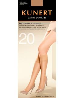 Kunert Satin Look 20 Knee-Highs