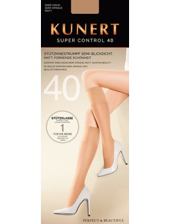 Kunert Super Control 40 Knee-Highs