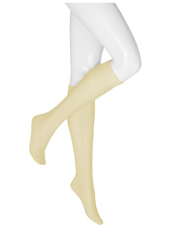 Kunert Edelweiss Style Ladies knee high ivory