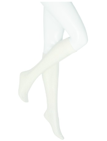 Kunert Edelweiss Style Ladies knee high white