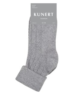 Kunert Fashion gleaming crochet socks