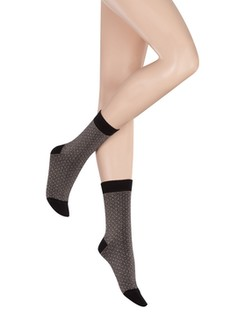 Kunert Fashion Ornamental Diamond Socks