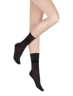 Kunert Radiance Loop Lurex-Glamor Socks