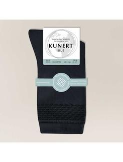 Kunert Blue Socks made of recycled materials