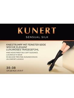 Kunert Sensual Silk Knee Highs