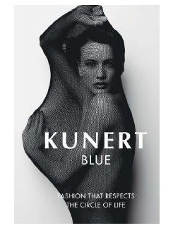 Environmentally Friendly Kunert Blue Showpiece Tights