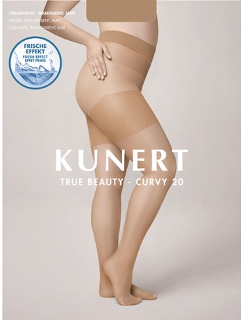 Kunert True Beauty Curvy 20 tights
