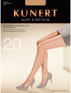 Kunert Glatt und Softig 20 Tights