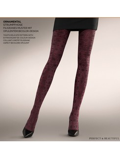 Kunert Fashion Ornamental Tights