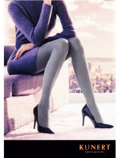Kunert Winter Dreams   Two Tone Tights