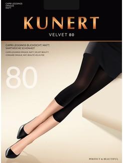 Kunert Velvet 80 Capri Leggings