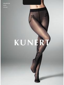 Kunert Woman Delicate Flower Fine Tights